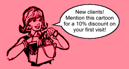 new clients save 10%